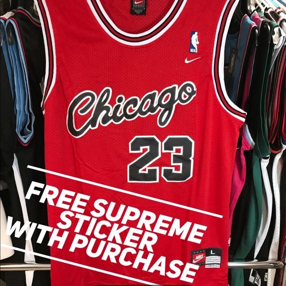 on sale e77c2 4dad2 Jordan Chicago Bulls NBA Rookie Basketball Jersey